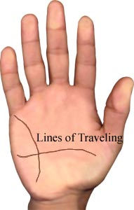 Lines-of-Traveling
