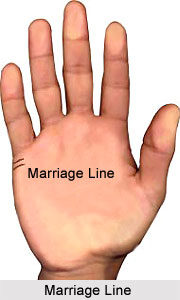 palm reading marriage lines