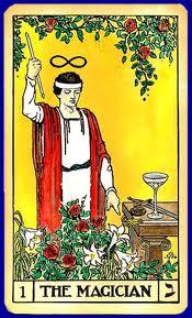 tarot-the-magician